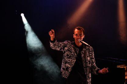 Gaël Faye aux Francofolies de la Rochelle - juillet 2017