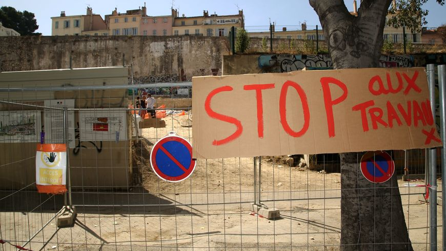 Le projet immobilier de la Corderie reste très contreversé à Marseille
