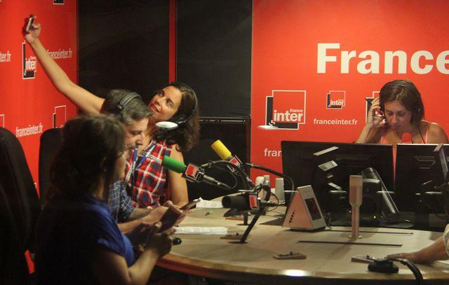 Lucie Lemarchand, Anthony Bellanger, Hélène Chevallier et Hélène Roussel