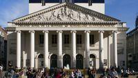 Le Théâtre de la Monnaie à Bruxelles rouvre ses portes