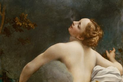 """Jupiter et Io"", du Corrège (1489-1534)"