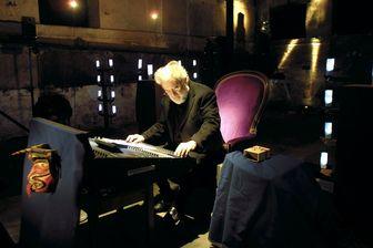 Pierre Henri en concert lors de la Nuit Blanche à Paris en 2002