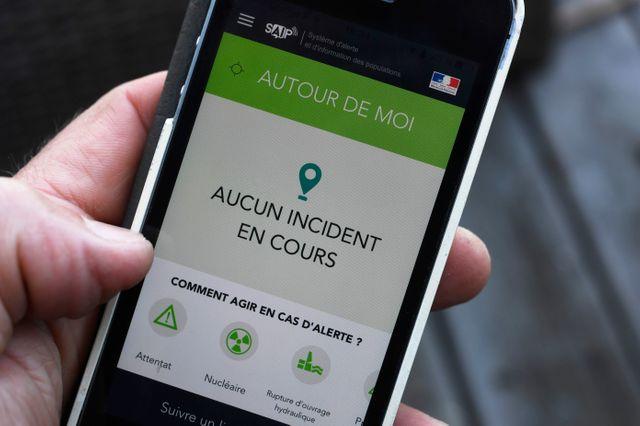 L'application SAIP sur smartphone imitée à 500 000 utilisateurs