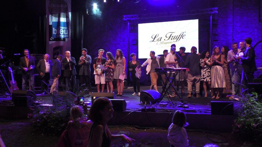 les lauréats de la Truffe de Périgueux 2017