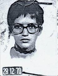 Maria en 1970