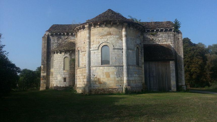 Le prieuré d'Allichamps a été édifié à la fin du XIIéme siècle sur l'emplacement d'un temple gallo-romain et d'une nécropole.