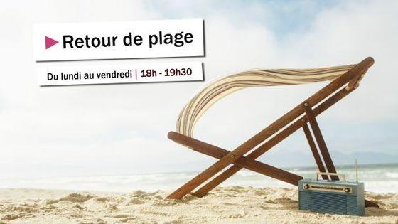 Retour de plage © Radio France