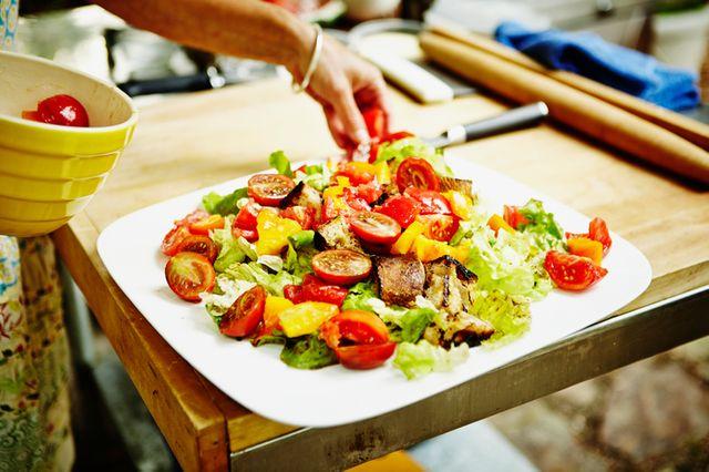 L'Italie découverte au Canada : la salade Panzanella