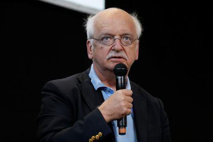 """Erik Orsenna, discours lors du """"Pasteurdon"""" en octobre 2016 à l'Institut Pasteur à Paris"""