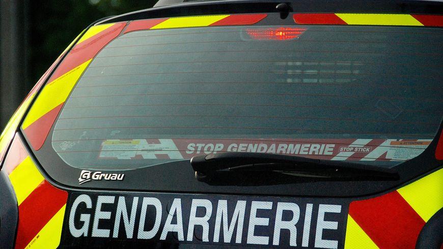 Un véhicule de gendarmerie est impliqué dans l'accident (image d'illustration)