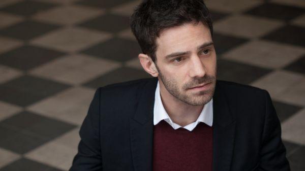 Adam Laloum, pianiste, au Festival de La Roque d'Anthéron
