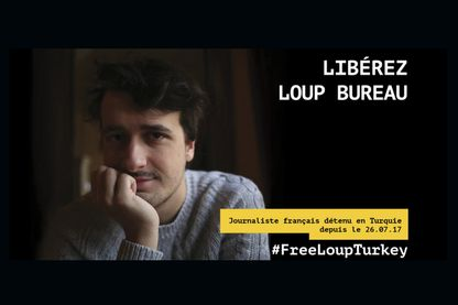 Quatre semaines déjà que Loup Bureau est détenu en Turquie