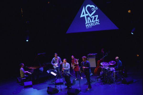 Linda May Han Oh à l'Astrada dans le cadre de Jazz in Marciac 2017