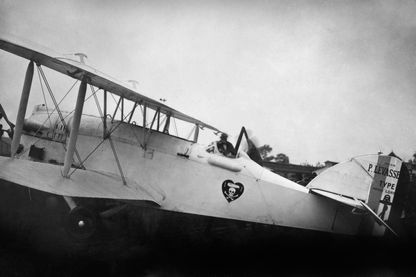 L'Oiseau Blanc en mai 1927