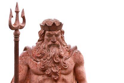L'Odyssée d'Homère raconte la rancune de Poséidon contre Ulysse, qui a aveuglé son fils, le Cyclope Polyphème…