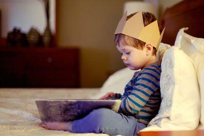 Dès l'enfance, s'évader dans les livres