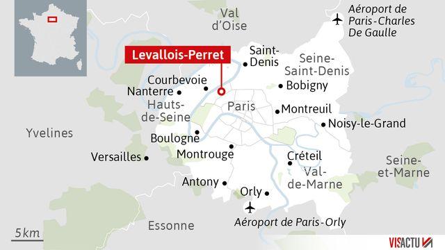 Nouvelle attaque contre des  militaires de l'opération Sentinelle, cette fois à Levallois