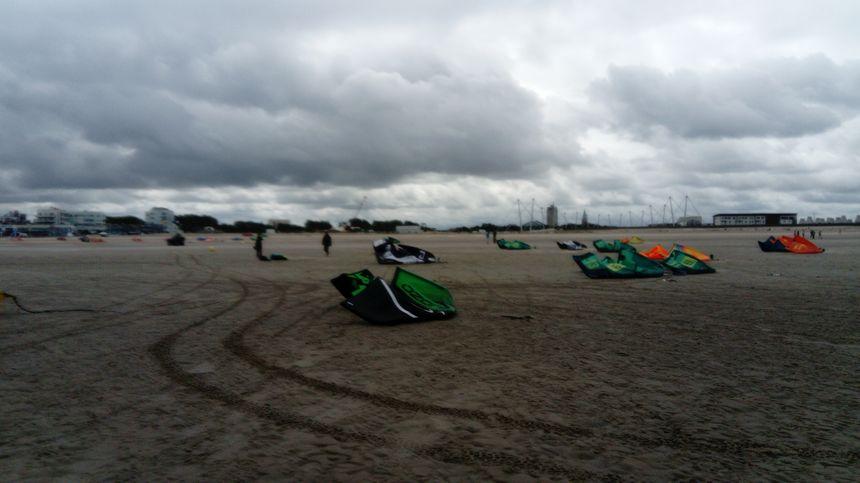 Dunkerque avait déjà organisé le championnat de France de kitesurf en 2015.