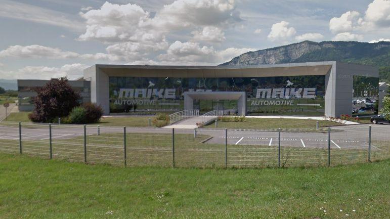Maike Automotive, basé à Bonneville en Haute-Savoie, emploie un millier de personnes dans le département