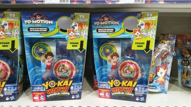 La Yo-kai Watch, la fameuse montre de la franchise qui est indispensable pour décrypter les Yokai