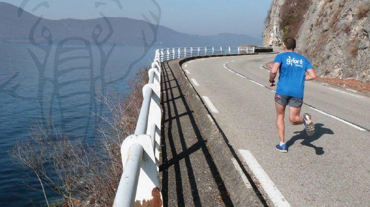 Une course sur route de 100km au départ de Chambéry