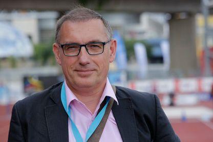 Patrice Gergès, directeur technique national de la Fédération française d'athlétisme