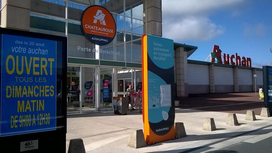 Le magasin de la zone du Forum au Poinçonnet est le premier de cette taille à ouvrir tous les dimanches.