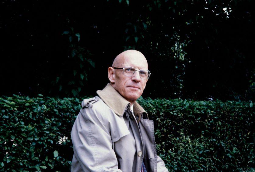 Michel Foucault au Musée Rodin