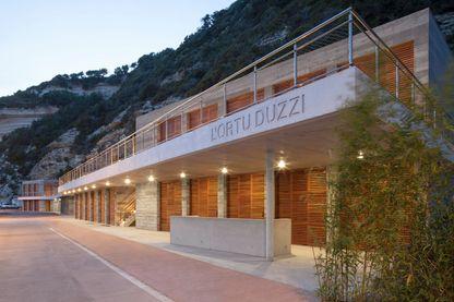 Maison des pêcheurs à Bonifacio - Architecte : Buzzo Spinelli
