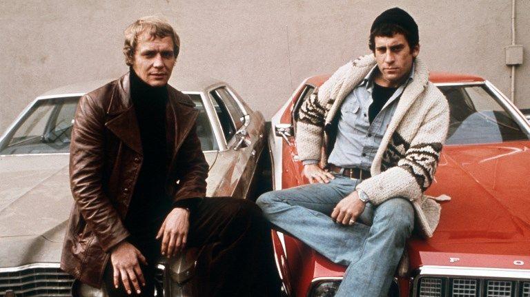 Starsky et Hutch, les célèbres policiers qui ont hanté la télé des années 70 à bord de leur Ford Gran Torino, vont faire leur retour sur le petit écran