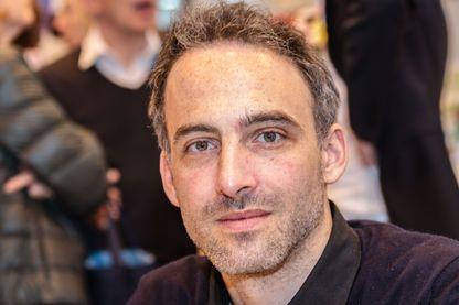 Raphaël Glucksmann au Salon du Livre de Paris 2017