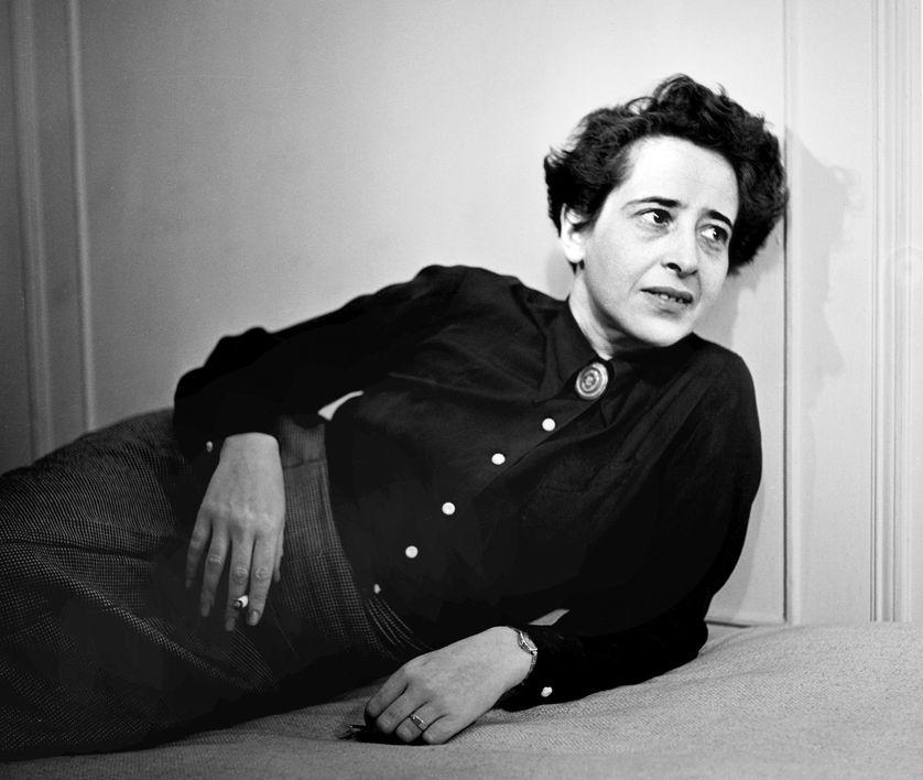 Hannah Arendt en 1944