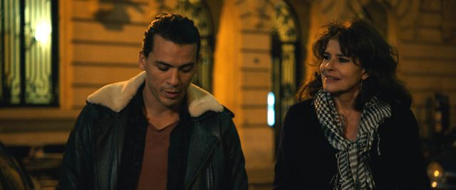 "Fanny Ardant, et Tewfik Jallab dans ""Lola Pater"""