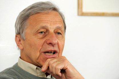 André Kaspi, historien spécialiste des États-Unis.