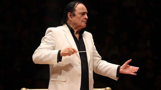 Charles Dutoit va recevoir la médaille d'or de la Royal Philharmonic Society