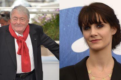 Claude Lanzmann et Judith Chemla