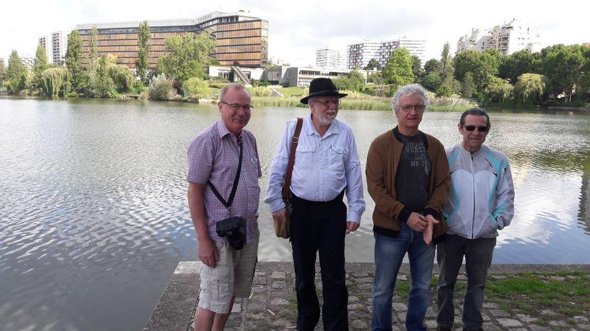 Le collectif du lac de Créteil demande des analyses