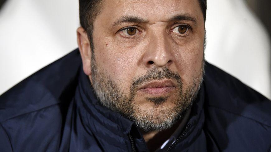 L'entraîneur historique de l'ASNL, Pablo Correa.