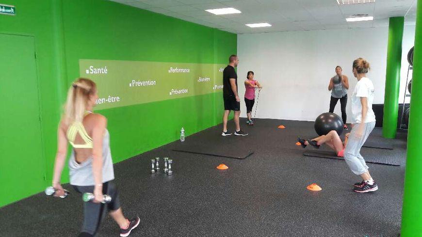 130 collaborateurs de la MGEN de l'Hérault participent régulièrement aux séances de sport