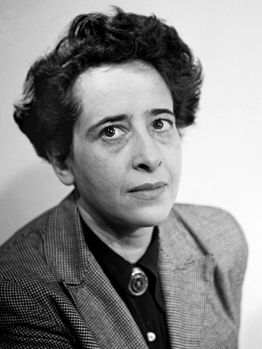Hannah Arendt en 1941