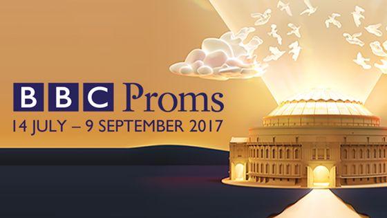 visuel BBC Proms 2017