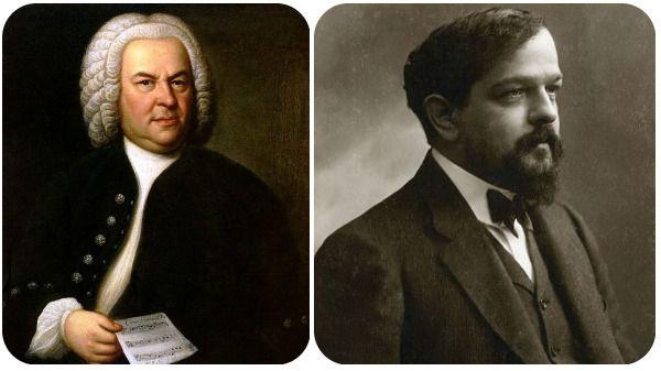 Propos sur Bach de Claude Debussy (1901)