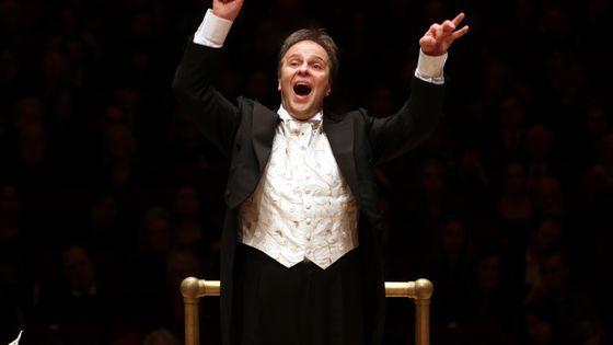Le chef d'orchestre finlandais Sakari Oramo va diriger la cérémonie de clôture des BBC Proms