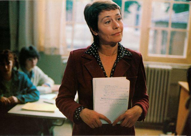 """Annie Girardot dans le film """"Les clés sur la porte"""" d'Yves Boisset en 1972"""