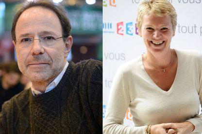 Marc Lévy et Elise Lucet