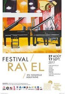 Festival Ravel en Nouvelle Aquitaine 2017