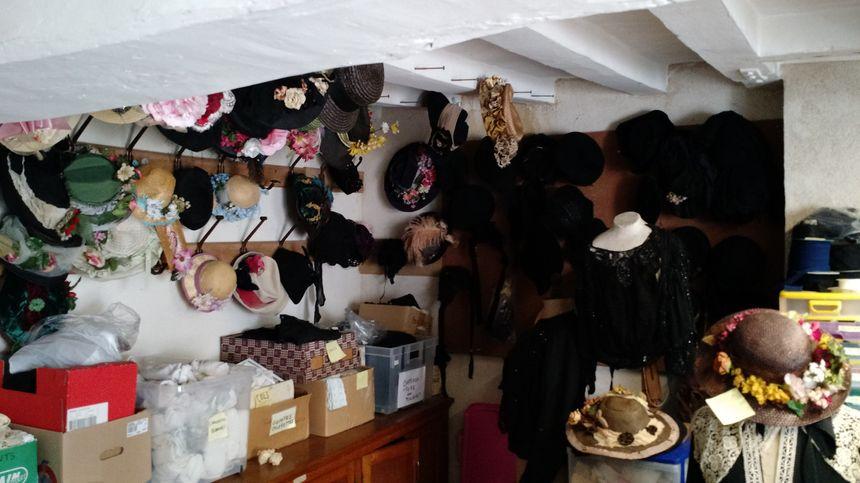 Chaussures, culottes, chapeaux... Un véritable trésor patrimonial !