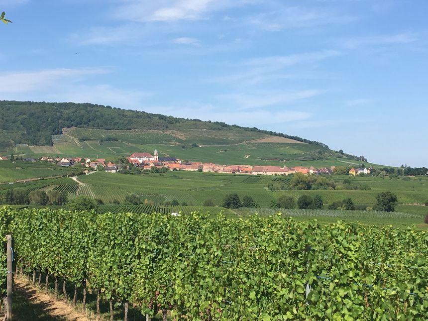 Le village de Saint-Hippolyte