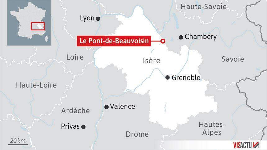 La petite Maëlys, 9 ans est portée disparue, personne ne l'a vue depuis dimanche 3 heures du matin à Pont-de-Beauvoisin