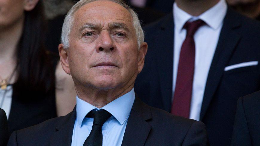 François Patriat, sénateur En Marche de Côte-d'Or